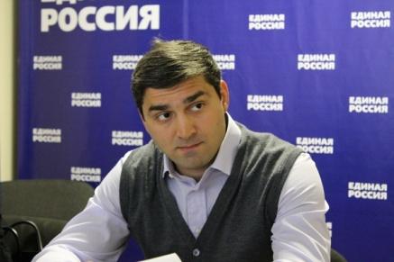 Вартерес Самургашев: Ростов должен стать чистым, инновационным и спортивным