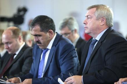 Губернатор Василий Голубев внёс ряд предложений по активизации политики импортозамещения