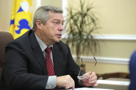 Василий Голубев провел личный прием граждан в приёмной Президента РФ
