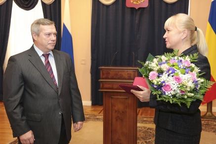 Ростовская область чествует героев Отечества